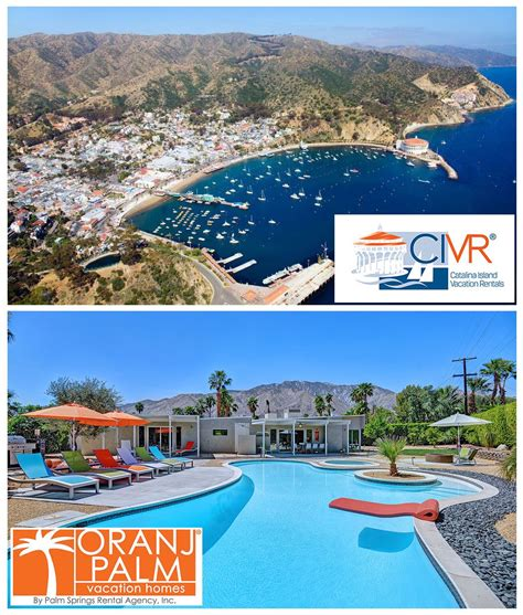 catalina house rentals oranj palm vacation homes and catalina island vacation rentals merger creates the