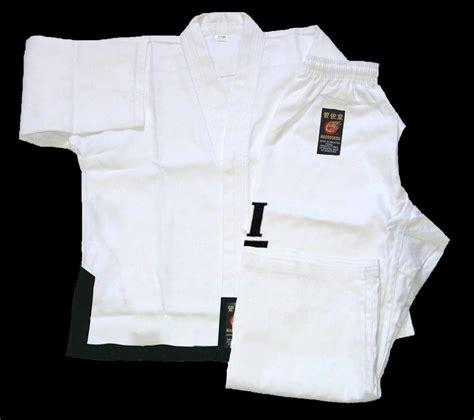 Baju Karate Taekwondo Belts Image Information