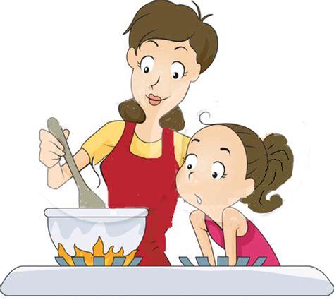 my status catatan kehidupan lucu anak dan ibu belajar memasak