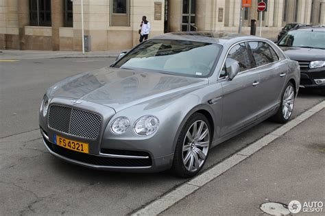 flying spur bentley 2016 bentley flying spur w12 13 maart 2016 autogespot