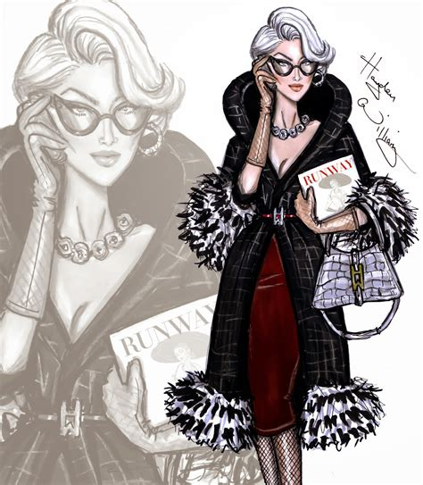 fashion illustration pro hayden williams fashion illustrations miranda priestly by