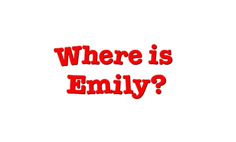 where is clifford interactive storybook where is emily
