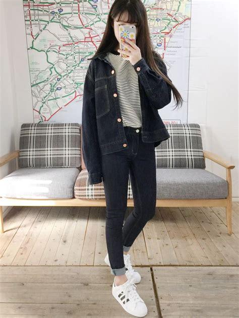 Korean Black Style best 25 korean fashion ideas on korean