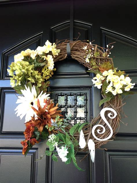 wreath ideas for front door front door wreath house ideas pinterest