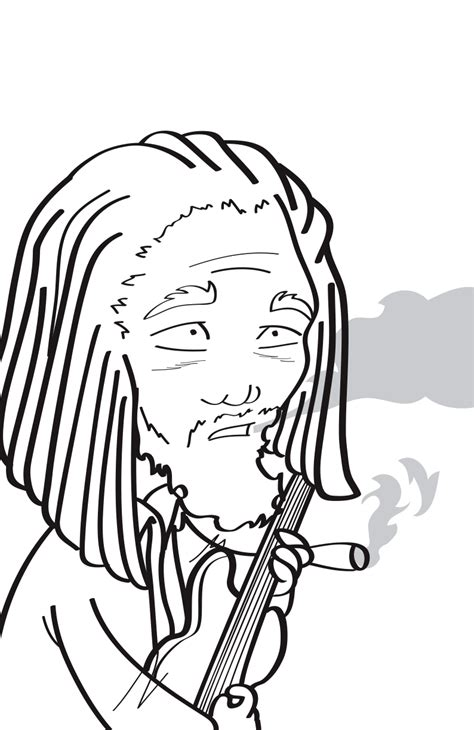 bob marley face coloring page coloring pages