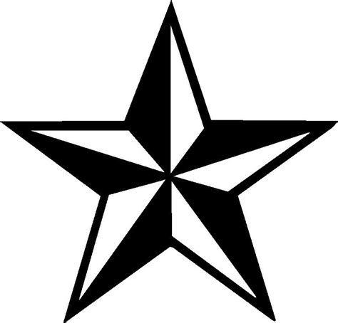 nautical star pics clipart best