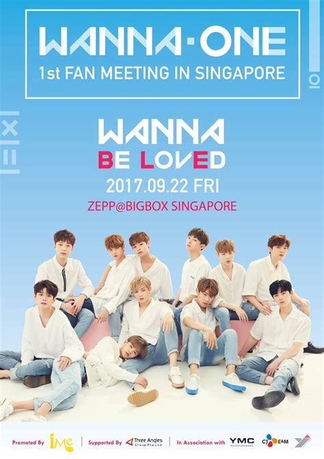 go fan high tickets upcoming event wanna one confirms first fan meeting in