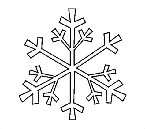 free printable christmas stencils and patterns 13 snowflake stencil templates free printable sle