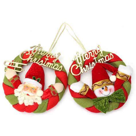 online get cheap free christmas wreath aliexpress com