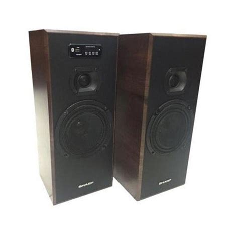 Jual Speaker Aktif Sharp Jogja Jual Sharp Active Speaker Cbox B635ubo Jd Id