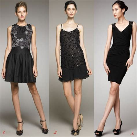 what shoes to wear with black dress