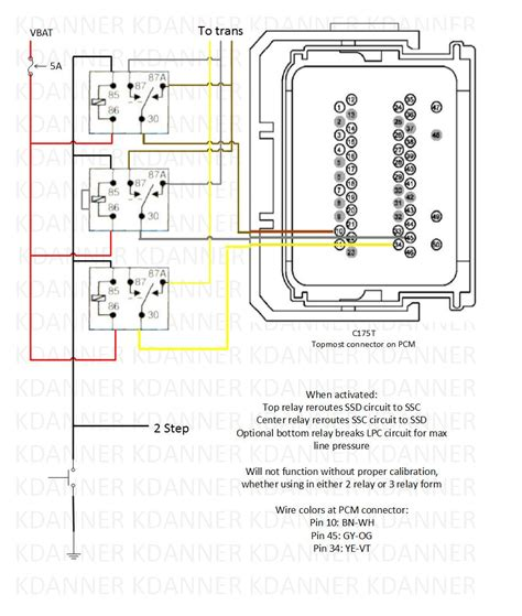 transbrake wiring diagram wiring diagram