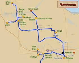 pipeline map pipeline map