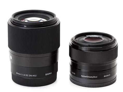 Sigma 30mm F1 4 sigma 30mm f1 4 dc dn contemporary for sony e mount lens review digital photography review
