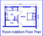 Room Addition Floor Plans by Brewster Modular Ranch House