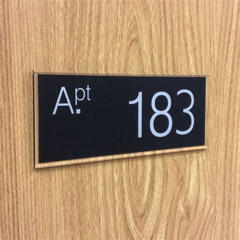 Appartment Number by 86 Best Property Signs For Property Developers Images On