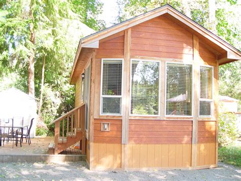 Mayfield Lake Cabin Rentals by Harmony Lakeside Rv Park
