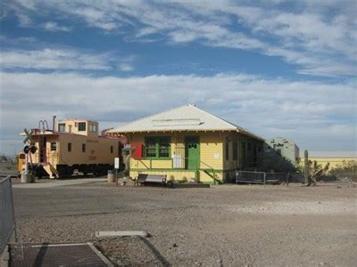 boulder city depot henderson nv railroad museums on