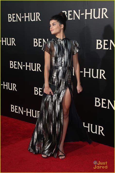 07 Dress Benhur Flow david lorenzo henrie support sofia black d elia at ben hur premiere photo 1011886 photo