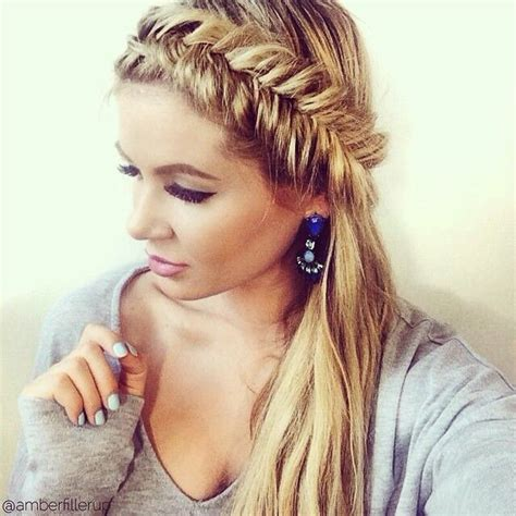 party hairstyles for open hair 3 easy and fast hairstyles ideas for party hairzstyle