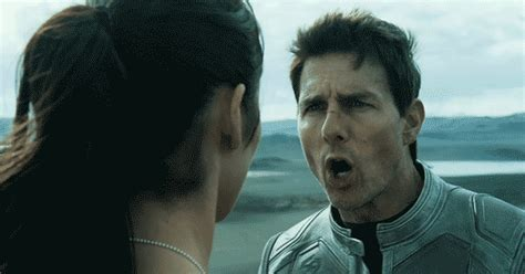 tom cruise film in space oblivion review a pleasing mash up of older sci fi