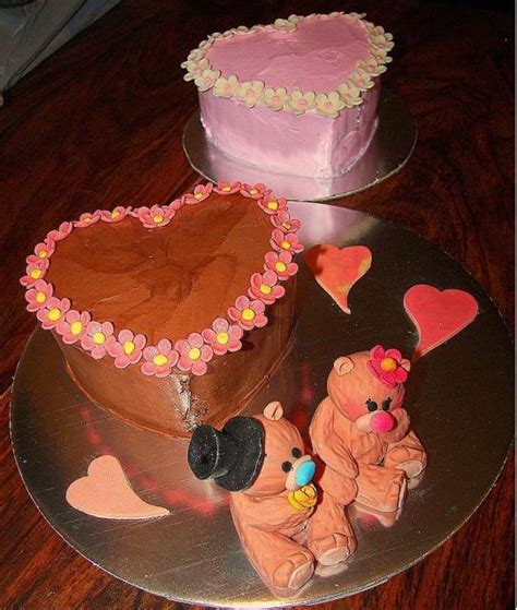 valentines cake decorating ideas cake decorating ideas for valentines day with teddy bears