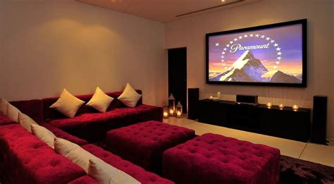 the ultimate movie room home theatre producing the ultimate movie theater at