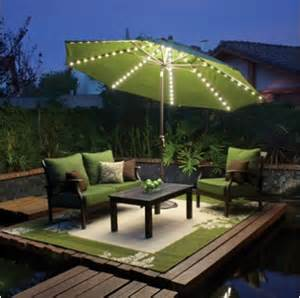 Outdoor Patio Umbrellas On Sale Lanai Pro Market Umbrella Led Lights