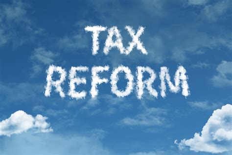tax reform possible tax reform on the horizon for 2017 price cpas