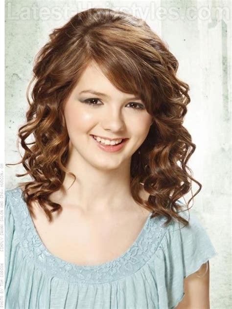 hairstyles curly hair bangs bangs and fringes for curly hair new hairstyles ideas
