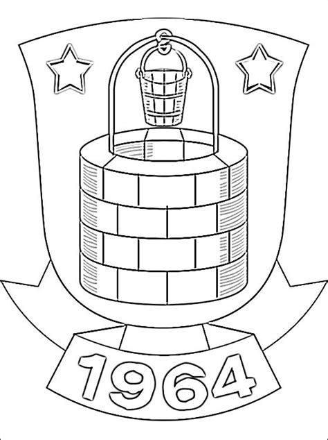 Mexico Team Logo Coloring Pages Coloring Pages Soccer Team Coloring Pages