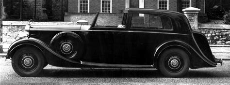 facts and history of rolls royce