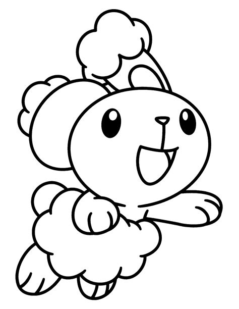 togepi pokemon coloring page coloring pages