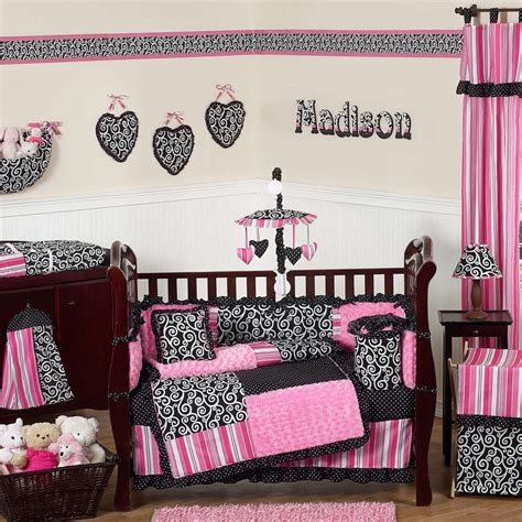 crib bedding sets girl perfect designed baby girl crib bedding sets the