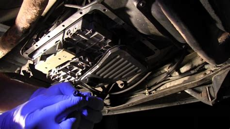 transmission control 1997 ford mustang navigation system replacing solenoid pack in e4od transmission youtube