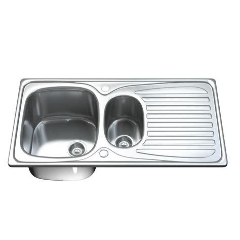 1 5 Bowl Kitchen Sink Kitchens Direct Kitchen Design Appliances 1501 1 5 Bowl Kitchen Sink