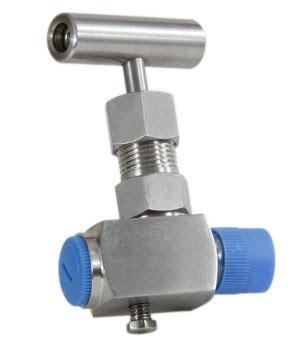rubinetto a spillo rubinetto portamanometro a spillo a 2 vie italmanometri