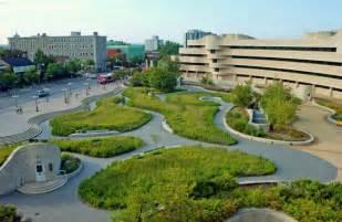 Landscape Architecture Canada Prairie Gatineau Canada Claude Cormier