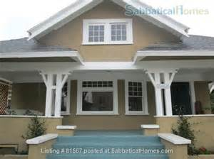 los angeles homes for rent sabbaticalhomes home for rent los angeles california
