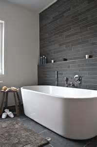 Slate Grey Tiles Bathroom » New Home Design