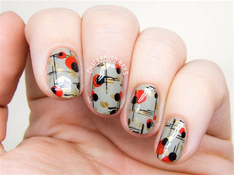 Nail Of by Chalkboard Nails Nail
