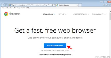 chrome xp offline installer download installer google chrome vaultprogram