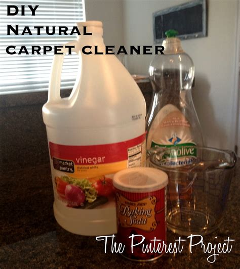 diy rug cleaning diy carpet cleaner the project