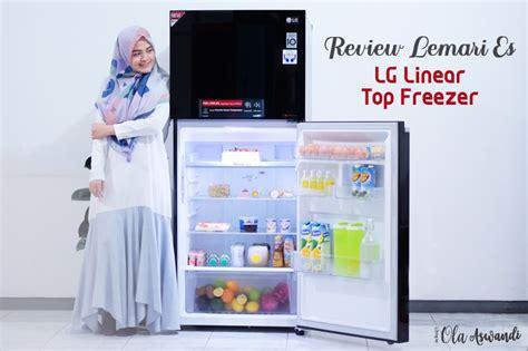 Lemari Es Lg Freezer Ola Aswandi Muslimah Lifestyle Buzzer And Mompreneur