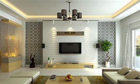 wohnzimmer tapeten design einrichtungsideen f 252 rs wohnzimmer schlichte und elegante