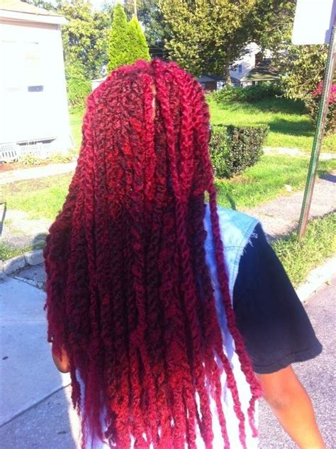 red marley hair red marley twists www imgkid com the image kid has it