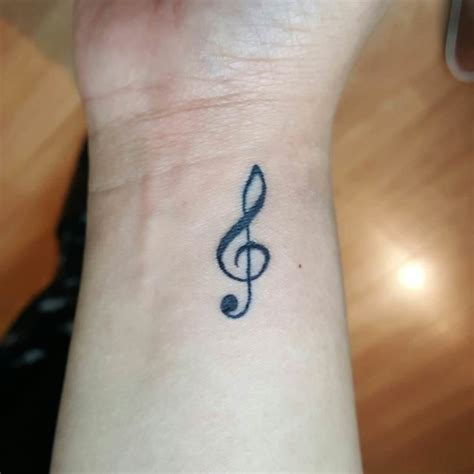 music notes symbol tattoo designs 30 wrist tattoos designs ideas design trends