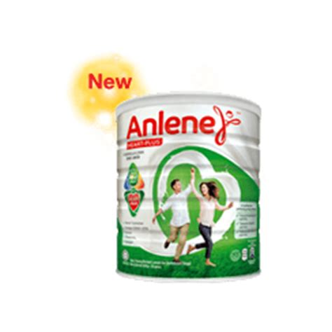 Anlene Plus All The Nutrition You Need For Bones And Joints Anlene