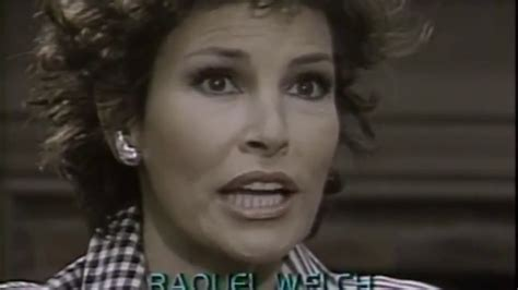 raquel welch interview raquel welch interview she is so beautiful youtube