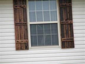 barn wood shutters pin by alden bush on shutters